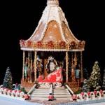 Washington-DC-carousel-Custom-Gingerbread-house