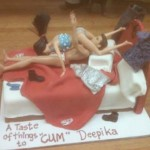 Eat her out rip her clothes off sex bed cake