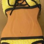 Teeny-weenie-yellow-polka-dot-bikini-torso-cake