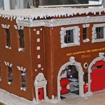 Chicago-Illinois--Custom-ginger-bread-Fire-house