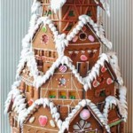 Oklahoma-city-gingerbread-custom-multi-level-round-tower
