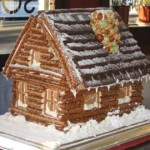 Old-world-Log-snowy-Denver-Colorado-lodge-Gingerbread-Cabin