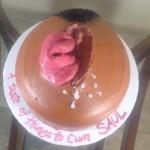 Red-tongue-slurping-lusting-poontang-exotic-shaped-cake