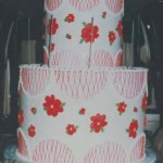 Two-tier-pop-out-cake-red-flowers-personal-cake 29